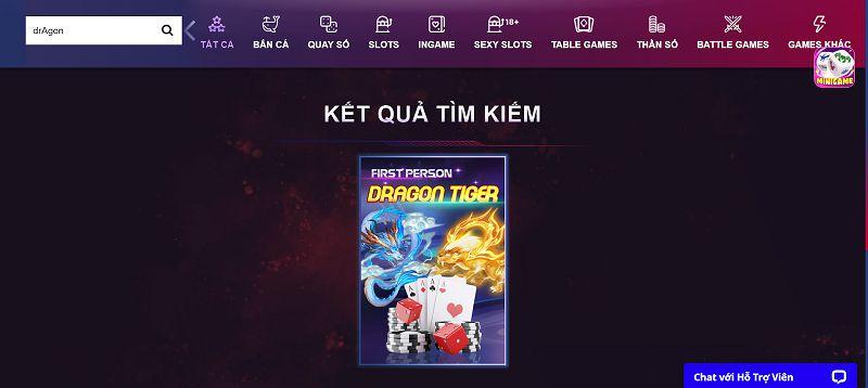 Dragon Tiger tại FCB8 - Đâu là cách chơi hay nhất