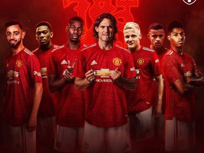 Đội hình đầy khí thế của Quỷ Đỏ