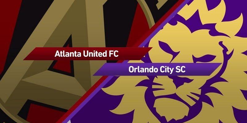 Trận tranh đấu giữa Orlando City SC vs Atlanta United FC