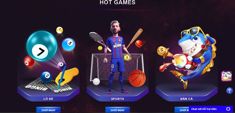 Giao diện Numbers Game tại FCB8