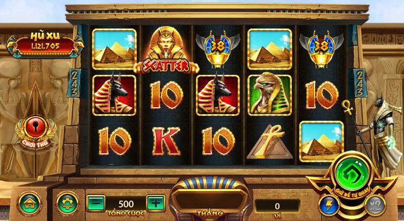 Đồ họa game Sexy Slots hấp dẫn