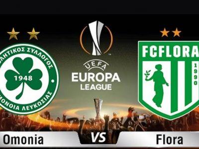 FCB8 nhận định trận cầu Flora Tallinn vs Omonia Nicosia