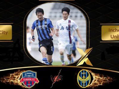 FCB8 soi kèo trận bóng Incheon United vs Suwon City FC