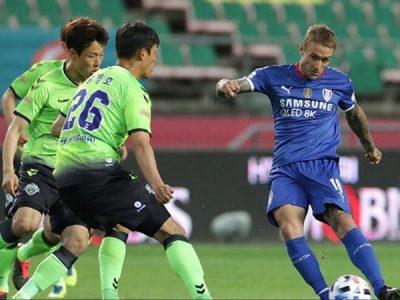 Trận cầu Suwon City vs Jeonbuk Motors đầy hứa hẹn