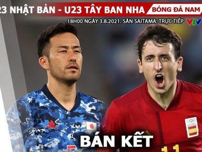 FCB8 nhận định về trận đấu U23 Nhật Bản vs U23 Tây Ban Nha